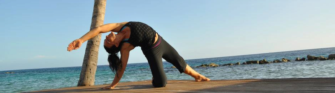 Yoga Curacao Balance your Life Home Slider 1