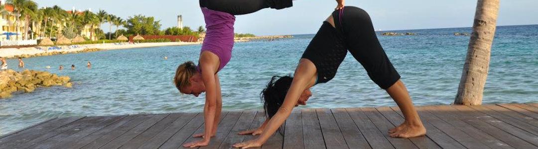 Yoga Curacao Balance your Life Home Slider 4